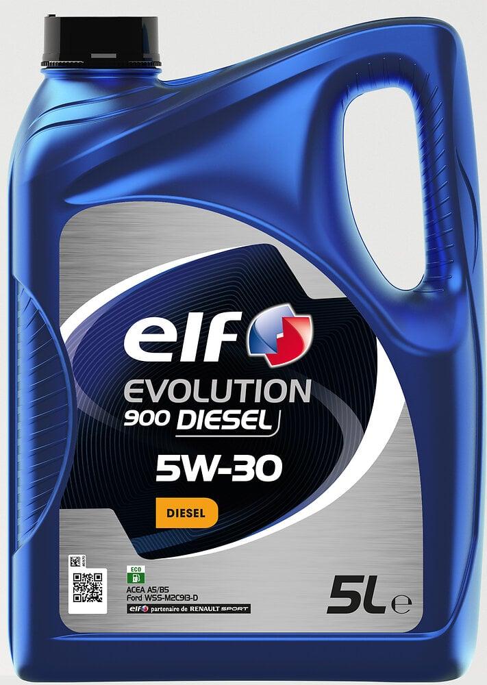 Huile Evolution 900 DIESEL 5W30 5L ELF