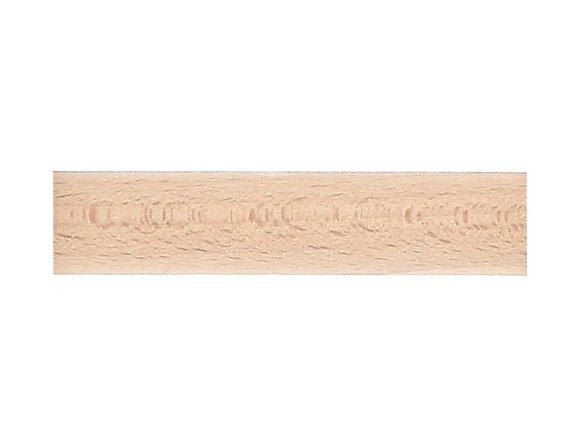 Tringle à rideaux, bois diamètre 35mm Longueur 300cm brut