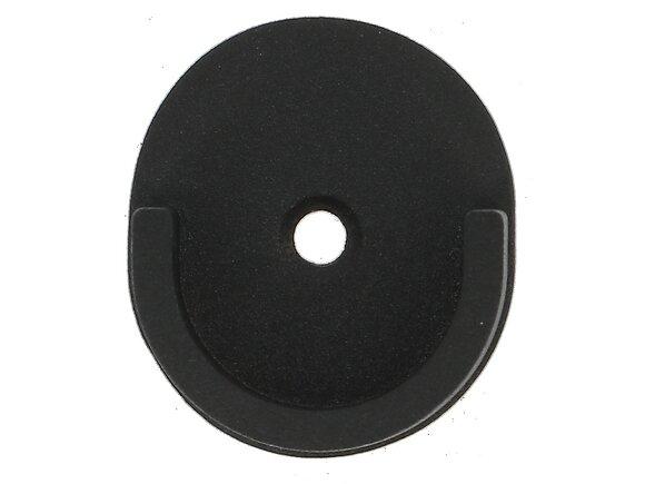 Naissance de tringle, oeil métal diamètre 28mm fonte