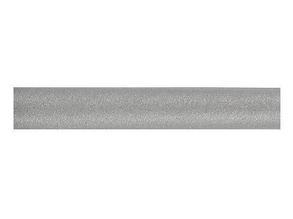 Tringle à rideaux, métal diamètre 20mm Longueur 150cm météorite