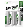 Lot de 2 Piles rechargeables HR20 2500mAh Power Plus