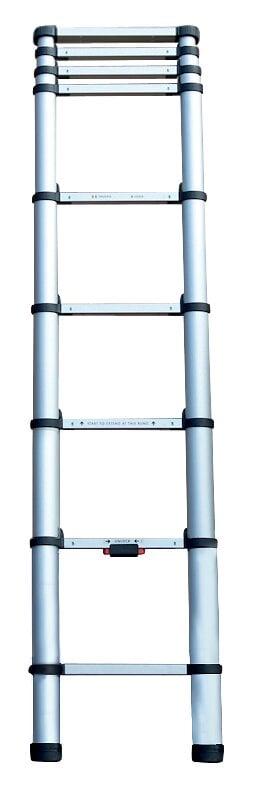 Echelle télescopique KOMPACT 9 barreaux - 2m65