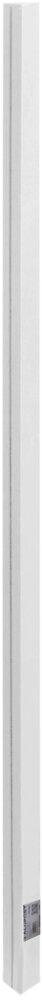 Poteau panneaux décoratifs PP Blanc 2.15m