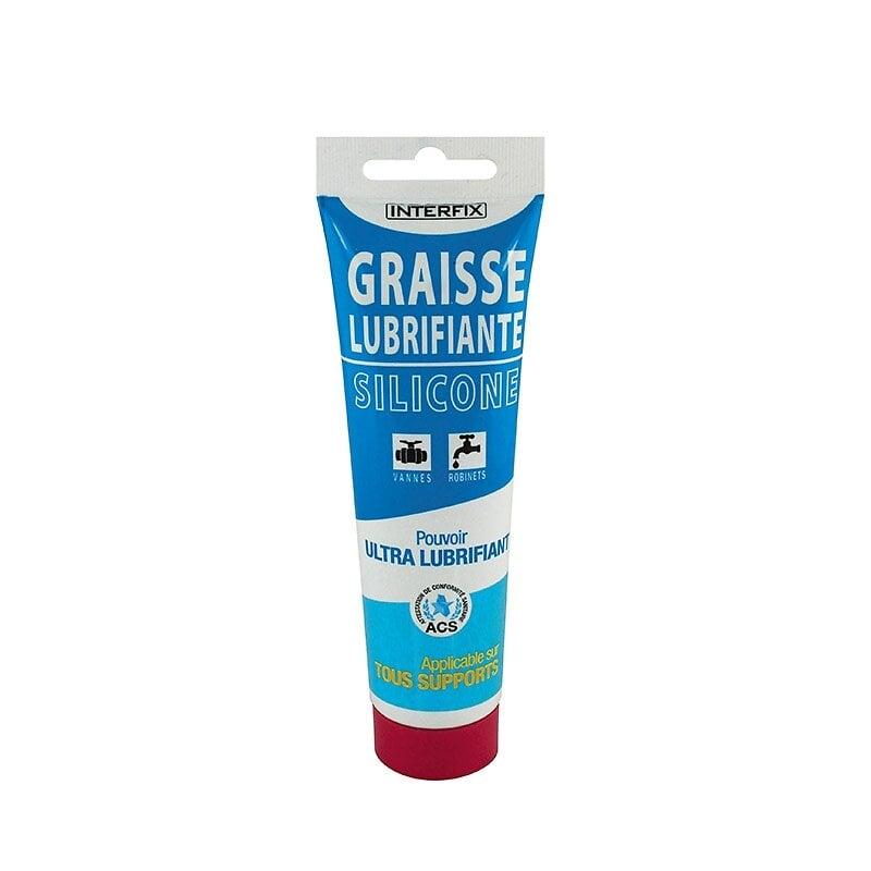 Graisse silicone lubrifiante Interfix 125g