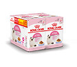 Aliment chat KITTEN GELEE 12x85g 1+1 A-60%