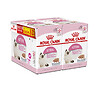 Aliment chat KITTEN SECOND AGE MOUSSE 12x85g 1+1 A-60%