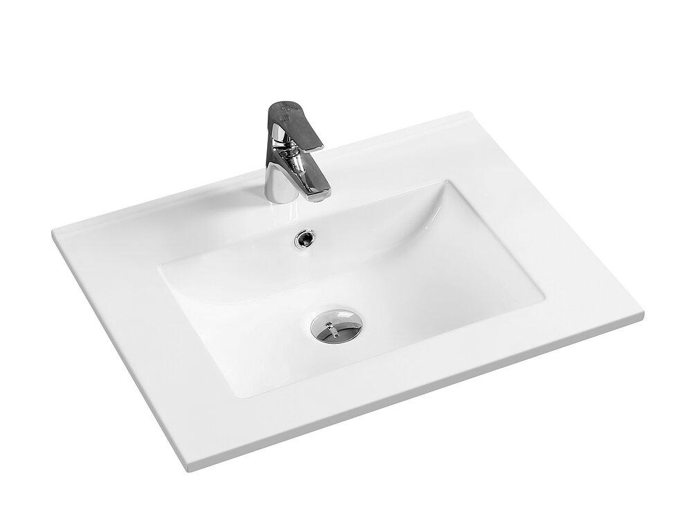 Vasque en céramique pour meuble SWEET