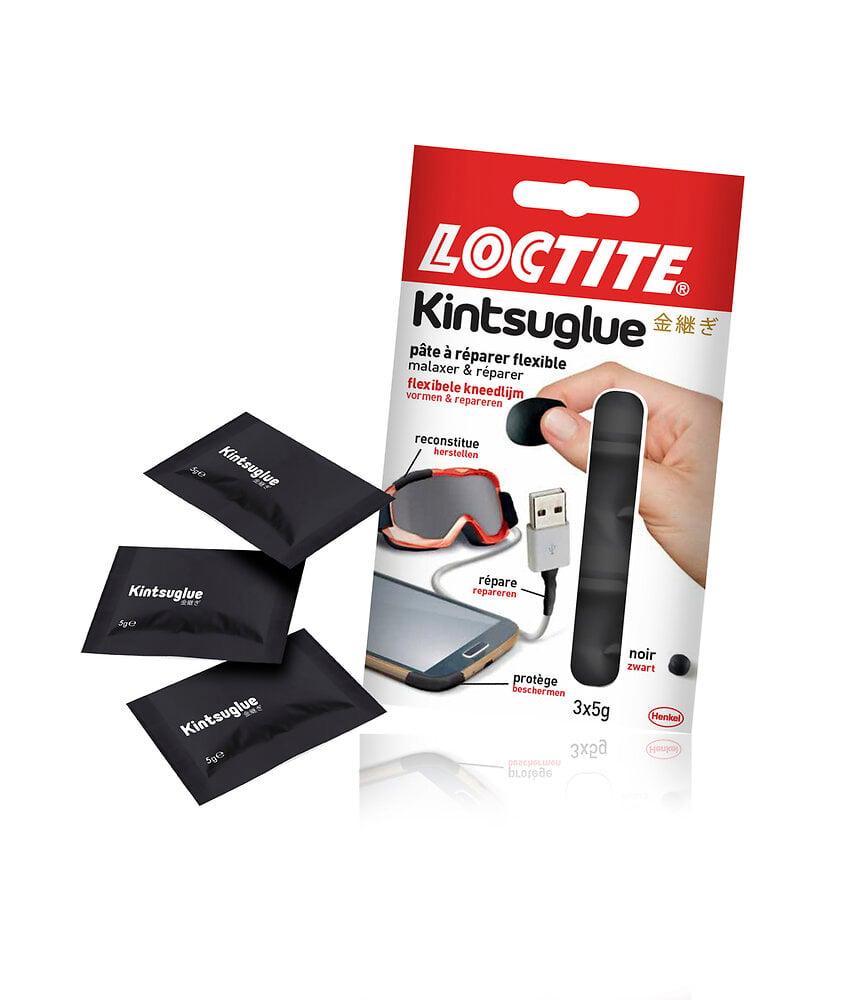 Colles Multi-Usages Kintsuglue Noir 3x5g