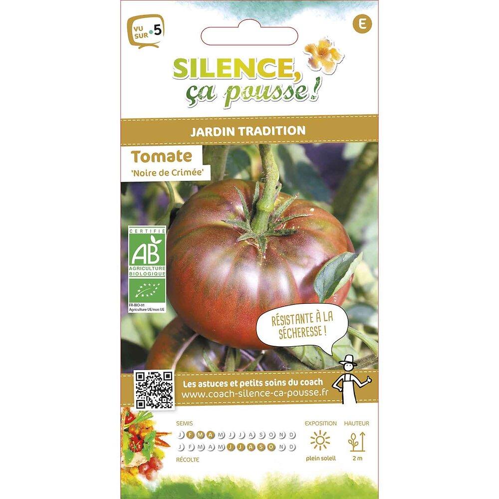 Semences de tomate noire de crimée 0.2g bio