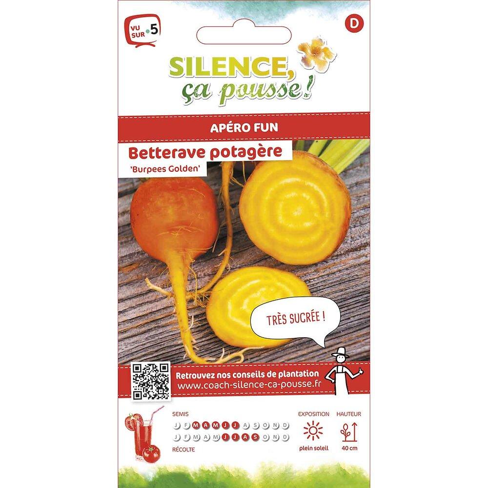 Semences de betterave potagère burpee's golden 3g