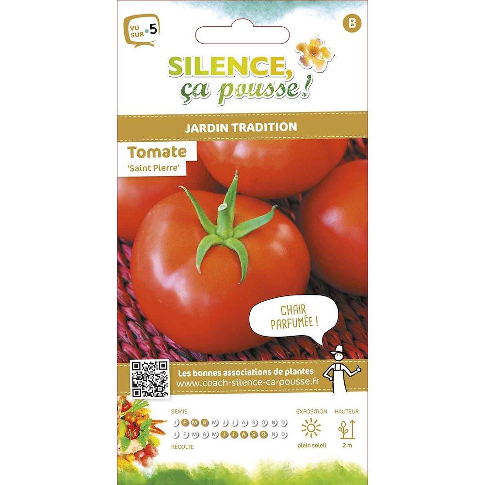 Semences de tomate saint pierre 1.5g