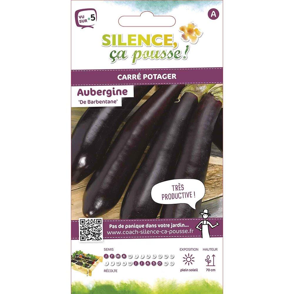 Semences de aubergine de barbentane 1.7g