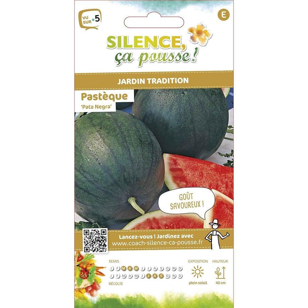 Semences de pastèque pata negra 0.5g