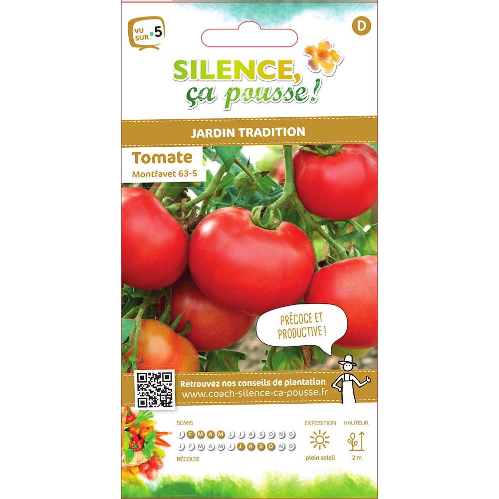 Semences de tomate montfavet 63/5 0.25g