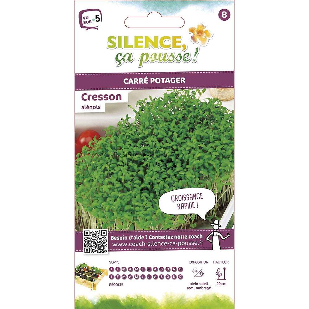 Semences de cresson alenois 3g
