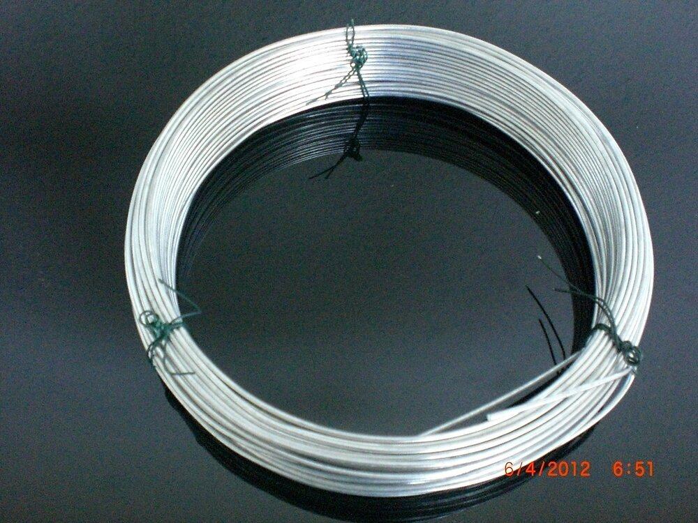 Fil de tension galvanisé diamètre 2.7mm