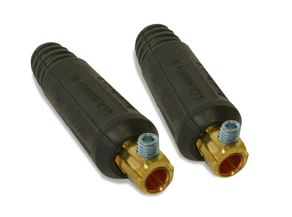 Connecteurs pour câble 25mm
