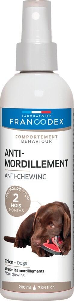 Spray anti mordillement chiot et chien 200ml