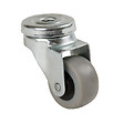 Roulette pivotante diamètre 30mm charge 15kg