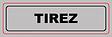 Panneau PVC: TIREZ