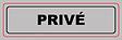 Panneau PVC: PRIVE