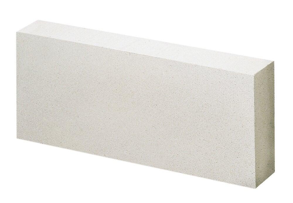 Béton cellulaire 10x25x62.5cm