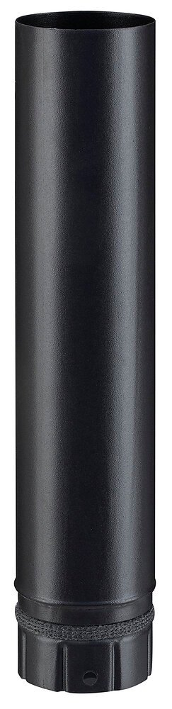 Longueur 50cm avec joint noir mat