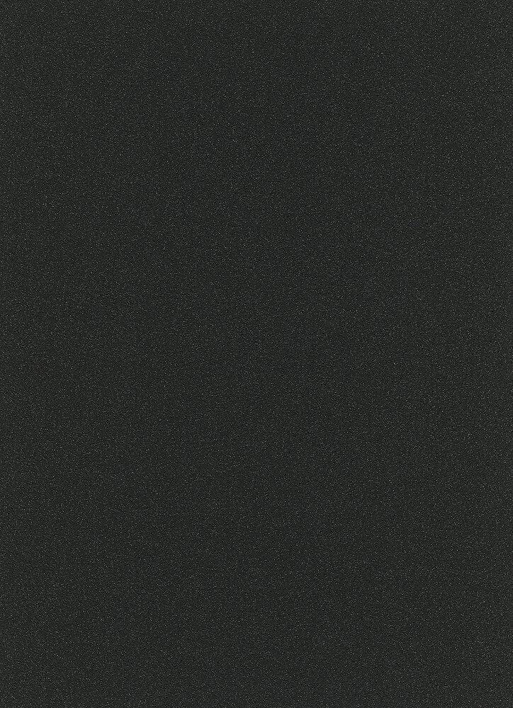Vinyle grainé sur intissé unis noir paill