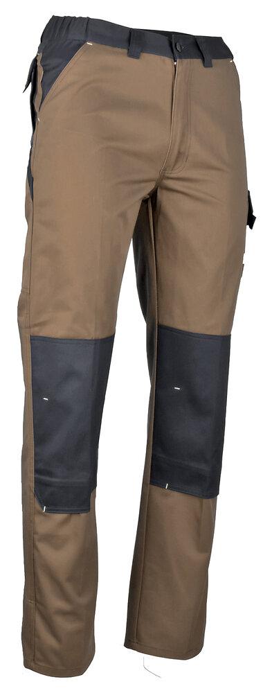 Pantalon bicolore multipoches Forgeron T36