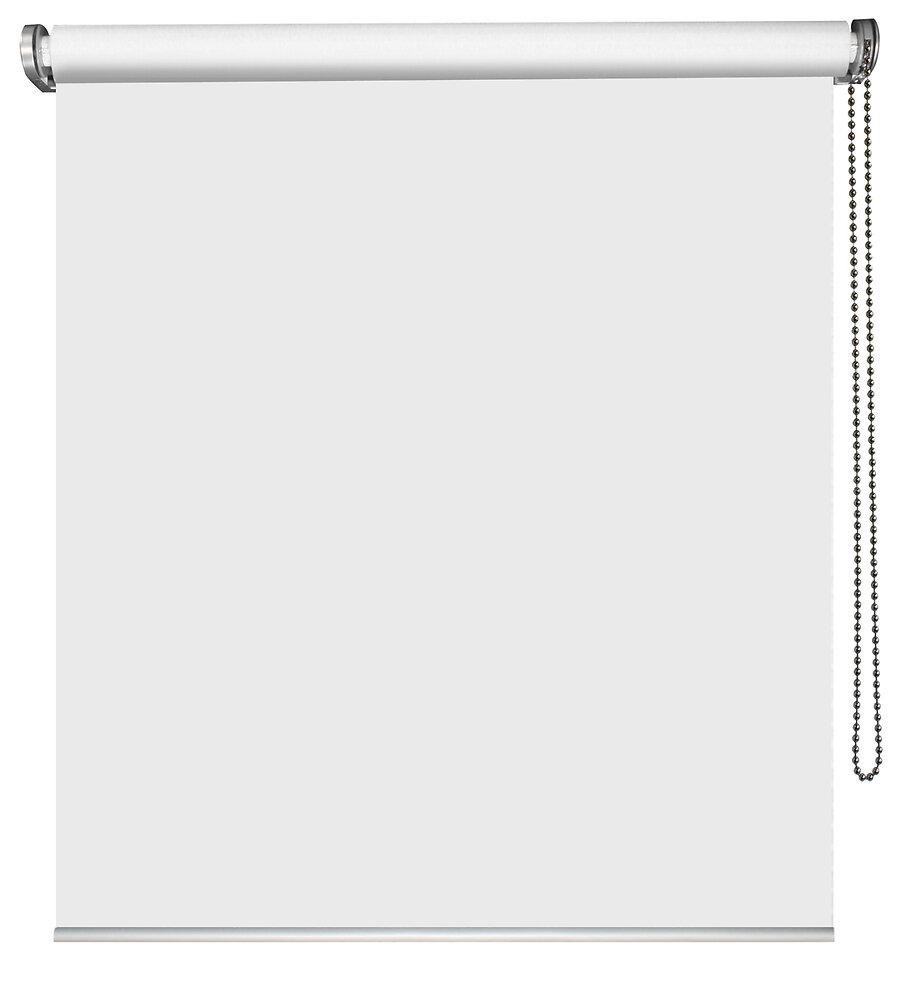 Store enrouleur Must tamisant blanc perle l.150xh.190cm
