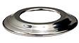 Rosace aluminium DISTRIWEST diamètre 118 mm