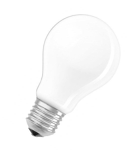 Ampoule led standard verre dépoli 8W=75W E27 froid