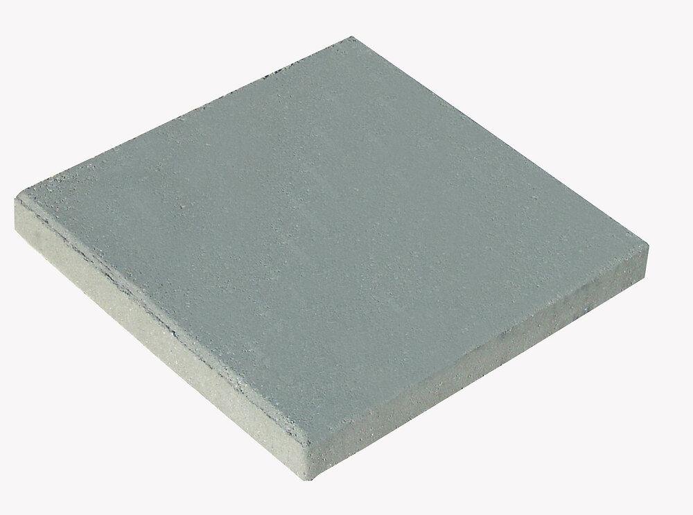 Chapeau pilier gris 50x50cm