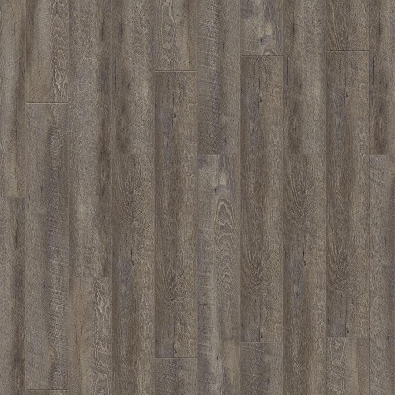 Revêtement de sol Starfloor click Smoked oak dark grey 2.009m2