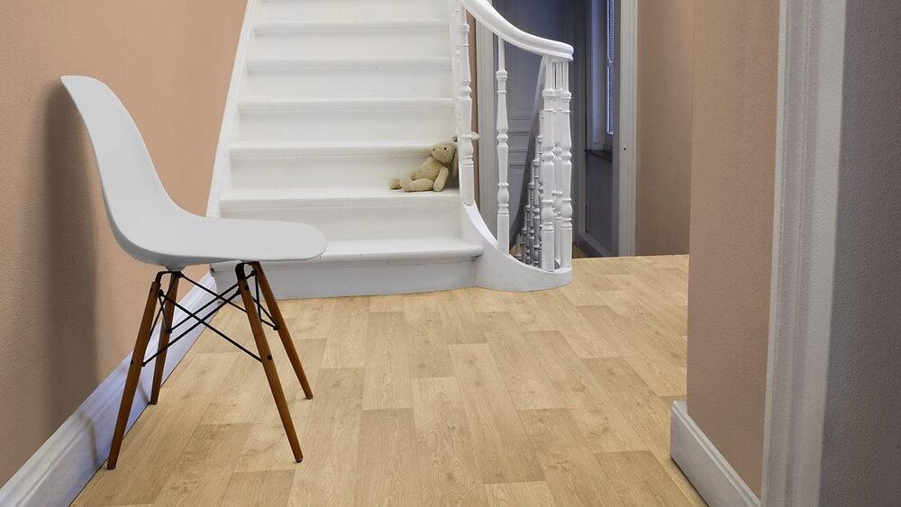 Revêtement de sol design exclusive 240 Woolland oak natural, au m2