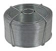 Fil d'attache acier galvanisé-diamètre 1,3 / L 50M