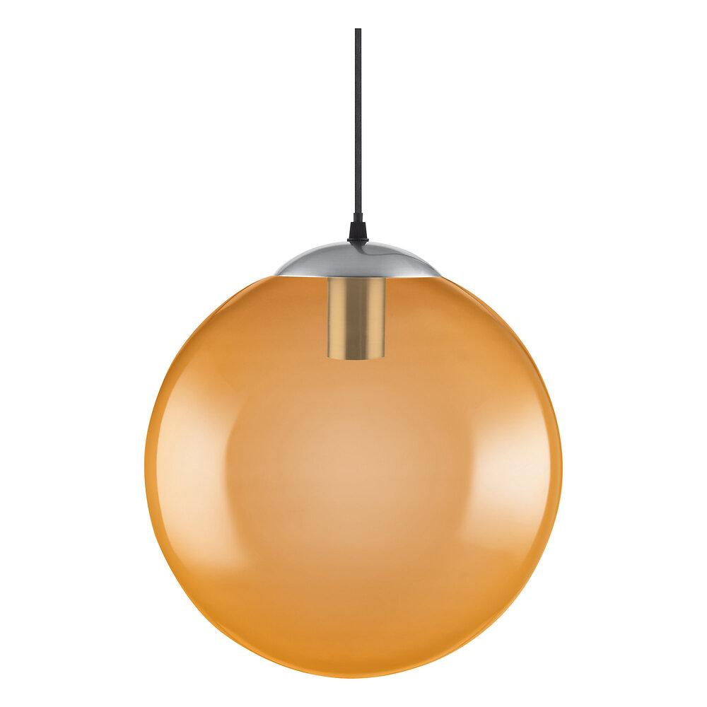 Suspension 300x1215 verre or 1906 bubble pendant