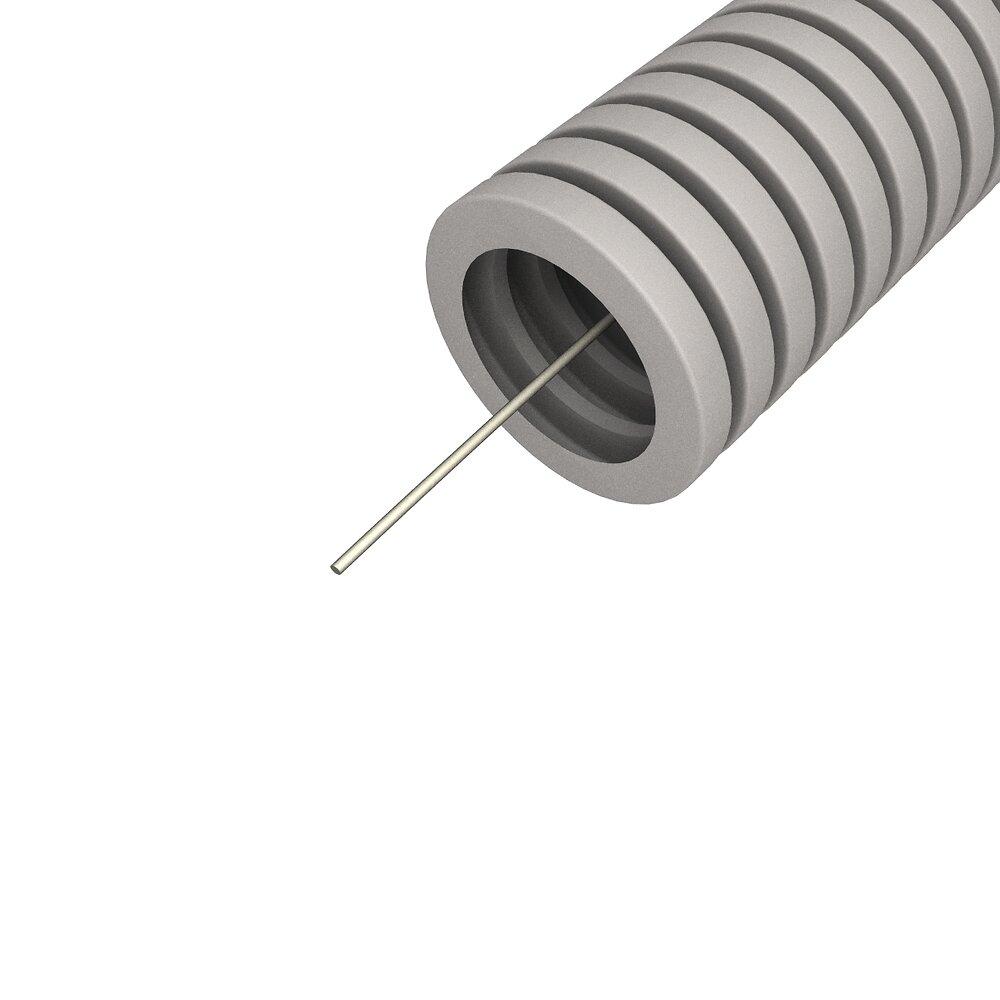 Gaine ICTA diamètre 20mm + tire-fil 5m