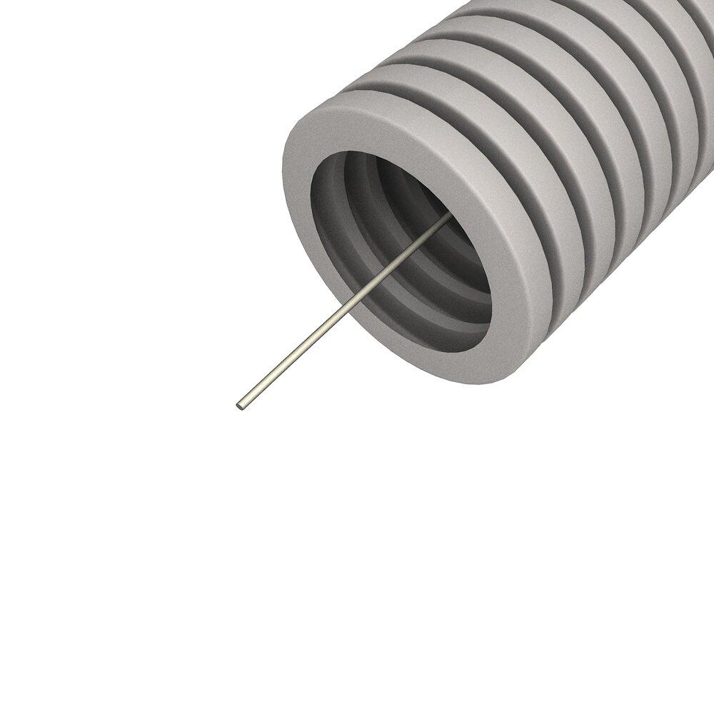 Gaine ICTA diamètre 25mm + tire-fil 10m