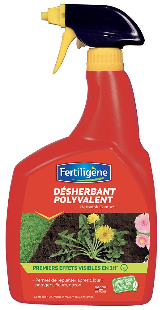 Désherbant polyvalent prêt à l'emploi Naturen - 900 ml
