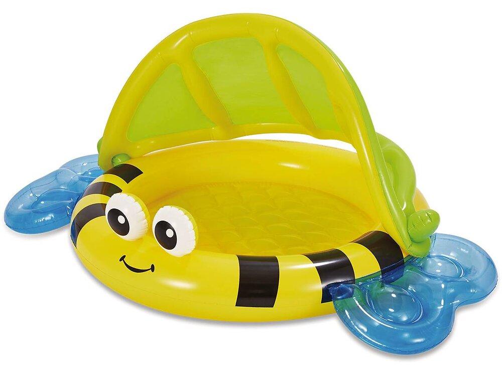 """Piscine Gonflable Pour Enfants """"lil Bug"""" - 132 X 102 X 5"""
