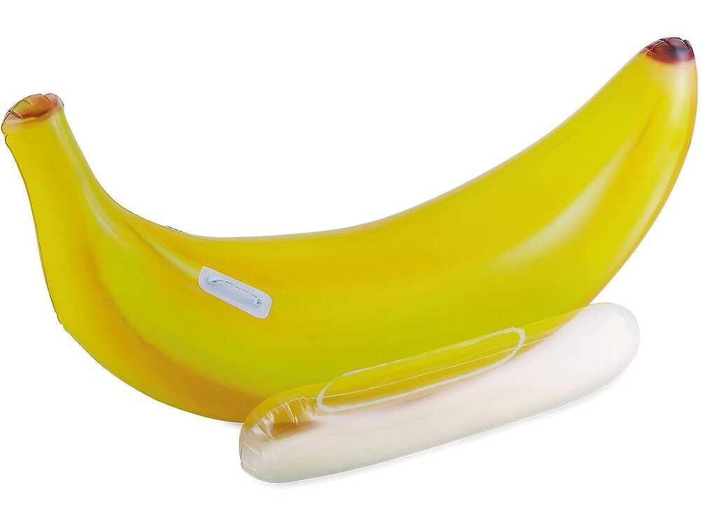 Banane Gonflable - 147 X 64 X 74 Cm