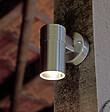 Applique extérieure hanni 3W led acier