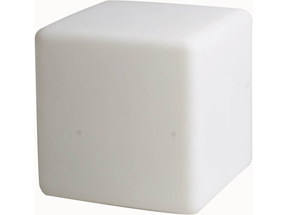 Cube Lumineux Cuba - Led Multicolore - 40 X 40 X 4