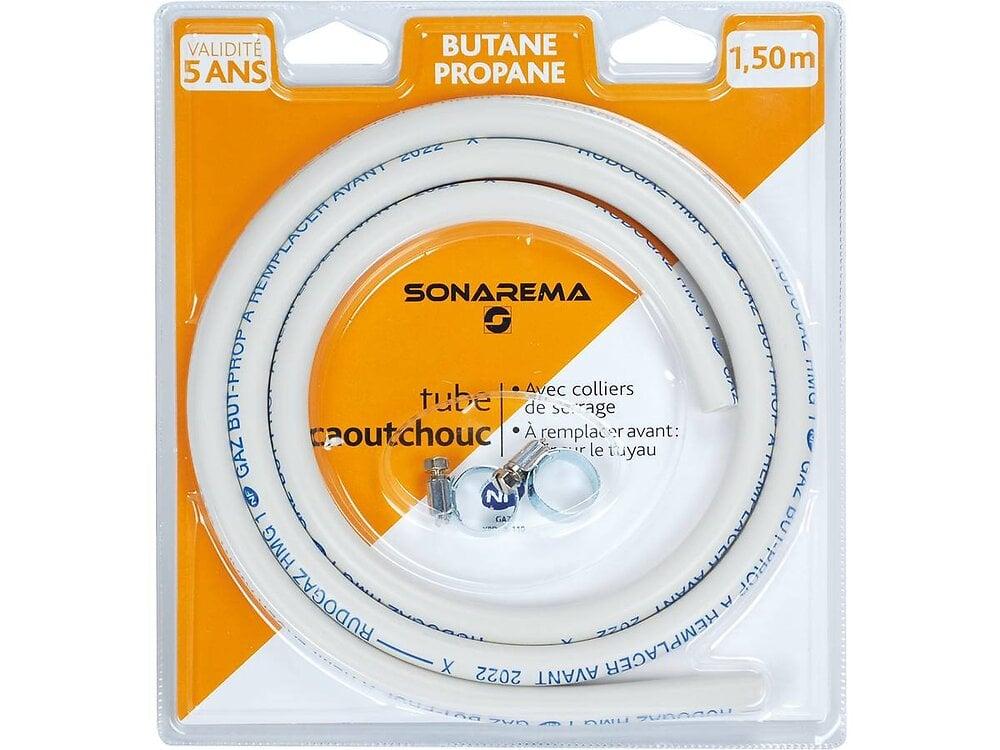 Kit Tube Souple Butane / Propane 1.5m