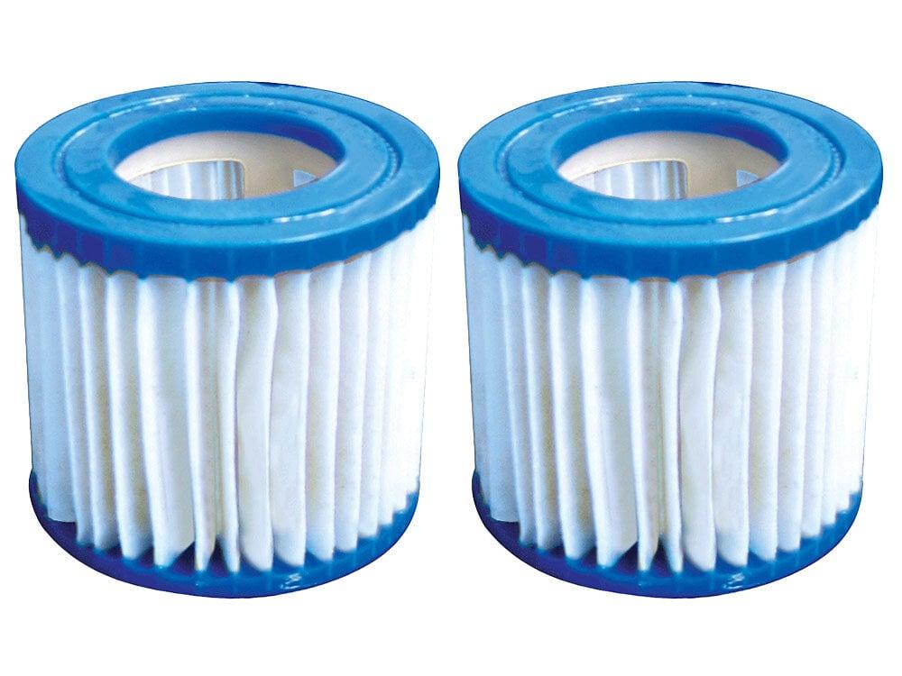 Lot De 2 Filtres De Rechange Pour Piscine O Blue