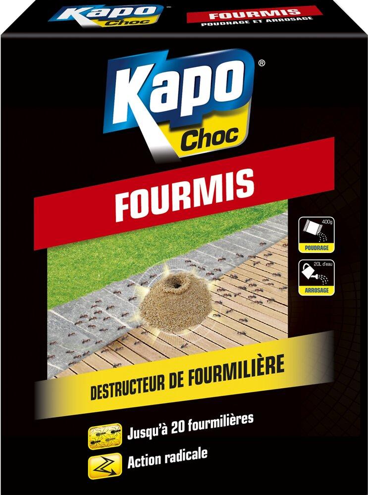 Insecticide Fourmilière Granulés Boîte 400g