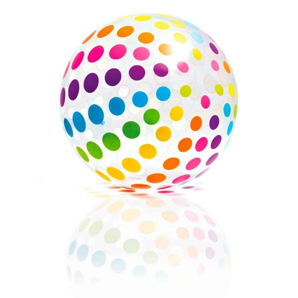 Ballon Gonflable Géant Intex Diam.107 Cm