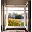 Moustiquaire Enrouleur Pour Fenêtre Blanc  130 X 160cm