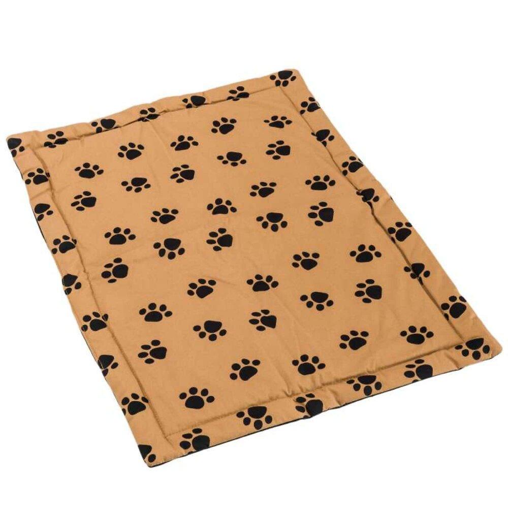 Couverture Matelassée Anti-taches Pour Animaux 60 X 90 Cm
